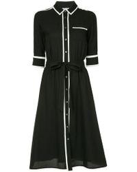 Guild Prime - Flared Shirt Dress - Lyst