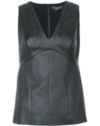 Narciso Rodriguez - Fitted Top - Lyst