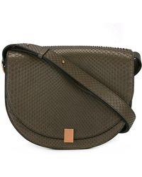 Victoria Beckham - Flap Closure Shoulder Bag - Lyst