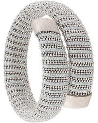Carolina Bucci - Thread Wrapped Bracelet Stack - Lyst