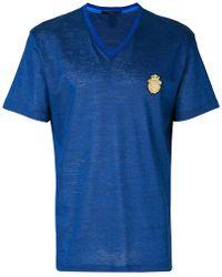 Billionaire   V-neck T-shirt   Lyst