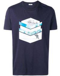 Dirk Bikkembergs - Hit The Slopes T-shirt - Lyst