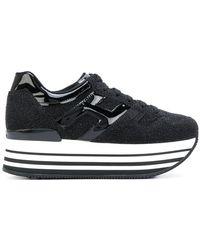 Hogan - 'Maxi H222' Sneakers - Lyst