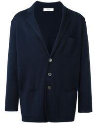 Fashion Clinic - Three Button Cardigan - Lyst
