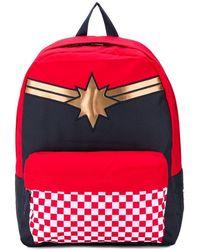 caa2f4696428 Vans - Captain Marvel Collaboration Backpack - Lyst