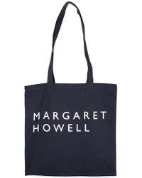 Margaret Howell - Logo Shopper Tote - Lyst