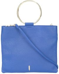 Thacker NYC - Hoop Handle Clutch - Lyst