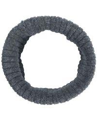 A.P.C. - Knit Scarf - Lyst