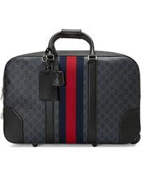 Gucci - Maleta de viaje con motivo GG Supreme - Lyst