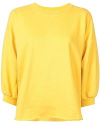 Rachel Comey - Cropped Sleeve Sweatshirt - Lyst