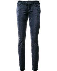 PAIGE - Pantalones pitillo - Lyst