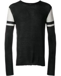 Unconditional - Two-tone Jumper - Lyst