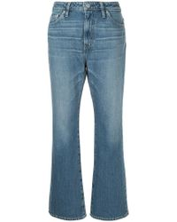 Hysteric Glamour - Cropped Flared Jeans - Lyst