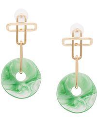 DANNIJO - Earhardt Earrings - Lyst