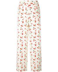 Chinti & Parker - Cherry Pyjamas - Lyst