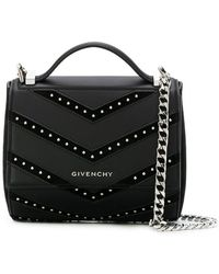 Givenchy - Pandora Box Studded Bag - Lyst