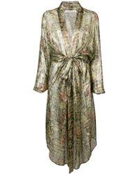 Mes Demoiselles - Floral Kimono Jacket - Lyst