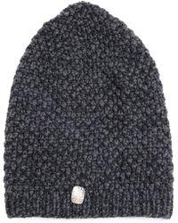 Werkstatt:münchen - Cashmere Knitted Beanie - Lyst