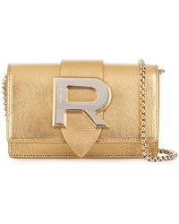 Rochas - Logo Shoulder Bag - Lyst