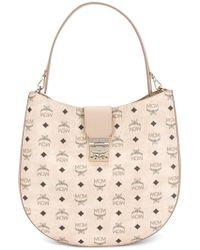 MCM - Large Patricia Hobo Bag - Lyst