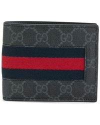 Gucci | Signature Web Wallet | Lyst