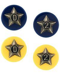 DSquared² - Star Earrings - Lyst