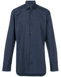 Z Zegna - Classic Shirt - Lyst