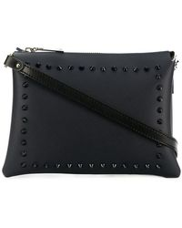 Gum - Studded Satchel Bag - Lyst