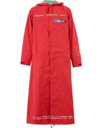 Undercover - Ucv43051 Red Nylon - Lyst