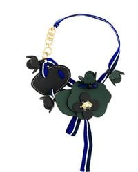 Marni - Floral Web Necklace - Lyst