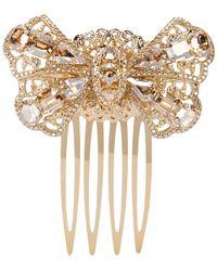 Dolce & Gabbana - Гребень С Кристаллами - Lyst