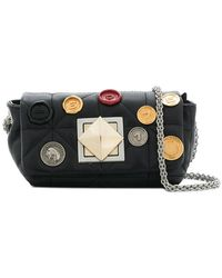Sonia Rykiel - Le Copain Small Embellished Bag - Lyst
