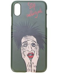 Haculla - Stop Calling Me Iphone 7/8 Case - Lyst