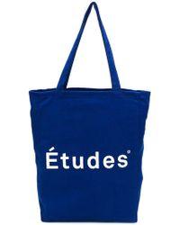 Etudes Studio - Logo Print Shopper Tote - Lyst