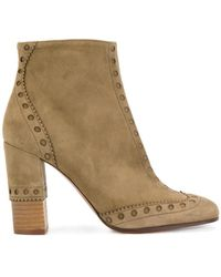 Chloé - Perry Ankle Boots - Lyst