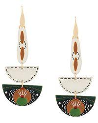 Isabel Marant - Ma Vallee Earrings - Lyst