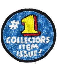 Olympia Le-Tan - Fabulous First Issue Patch - Lyst
