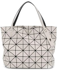 Bao Bao Issey Miyake - Rock Lucent Frost Tote Bag - Lyst 3a30df70233d1