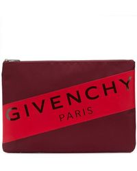 Givenchy - Large Zipped Pouch - Lyst