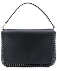 Paco Rabanne - Ring Studded Clutch Bag - Lyst