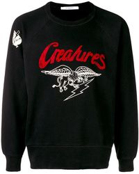 Givenchy - Creatures Sweatshirt - Lyst