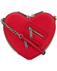 Rebecca Minkoff | Small Heart Cross Body Bag | Lyst