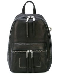 Rick Owens - Small Basic Backpack - Lyst