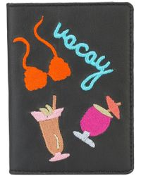 Lizzie Fortunato - Vacay Passport Case - Lyst