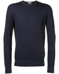 Paolo Pecora - Long-sleeve Fitted Jumper - Lyst