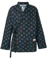 KENZO - Printed Pyjama Shirt - Lyst