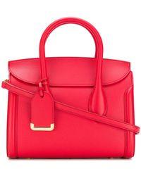 Alexander McQueen - Heroine Tote Bag - Lyst