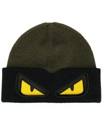 Fendi | Bag Bugs Beanie Hat | Lyst