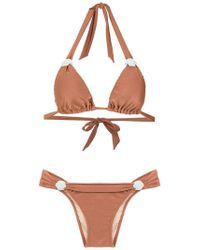 Adriana Degreas - Cinque Bikini Set - Lyst