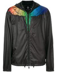 Marcelo Burlon - Rainbow Wings Windbreaker Jacket - Lyst